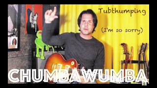 Guitar Lesson: How To Play Tubthumping by Chumbawumba