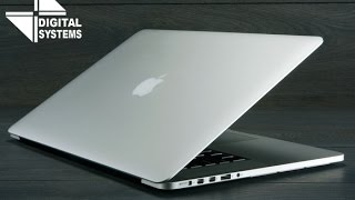 شرح وفتح صندوق  Macbook Pro with Retina 15.4-i7-2.50-512 SSD-Ram 16 GB