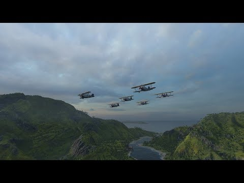 World of Warships: Langley - Off to a Flying Start?