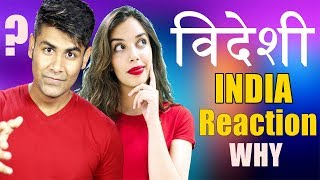 Download lagu Why Foreigners React to Indian s New Trend Secret Kya Hai American Reacts to Indian MP3