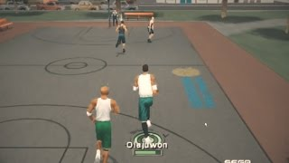 PLAYING NBA 2K2 WITH ALL-TIME GREATS & PLAYING PARK WITH VINCE CARTER