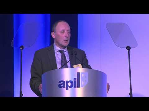 APIL 2016 president's speech