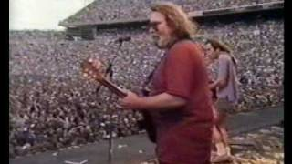 "Grateful Dead Open 2nd Set with ""Cold, Rain and Snow"""
