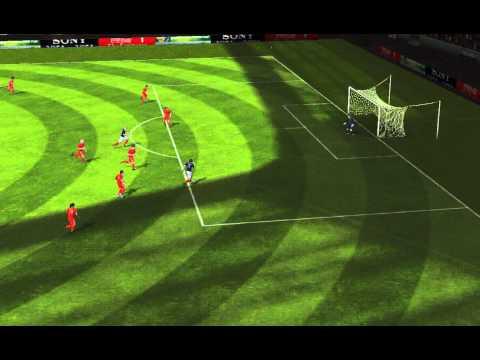 FIFA 14 Android - Suíça VS França