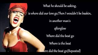 Pink-Where did the Beat Go Lyrics