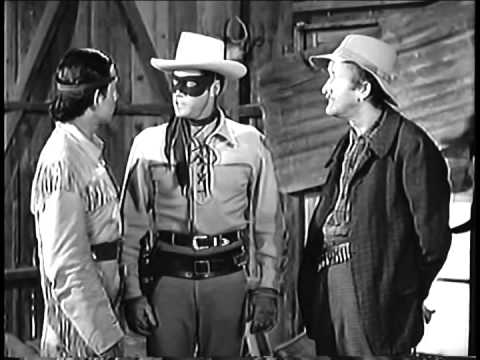 The Lone Ranger THE LONE RANGER FIGHTS ON Episode 2