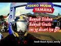 Posko Mudik Yamaha 2017 - Service Gratis-Diskon Apparel & Spare part