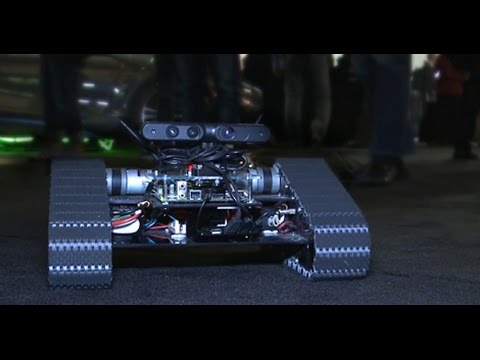 NVIDIA - The World Leader in Embedded Computer Vision