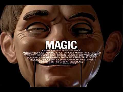 Magic (1978) Trailer Ingles