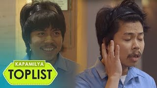 Kapamilya Toplist: 10 funny moments of Empoy as James Ribs in Since I Found You