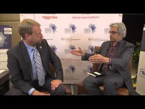 Keith Martin, Initiative for Risk Mitigation in Africa, African Development Bank Group