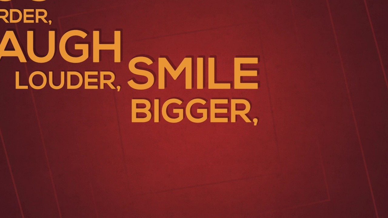 Smile Laugh Love Quotes Hug Harder Laugh Louder Smile Bigger Love Longer  Quotes About