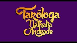 Bem vindos!  Eu sou a Taróloga Nathalia Andrade