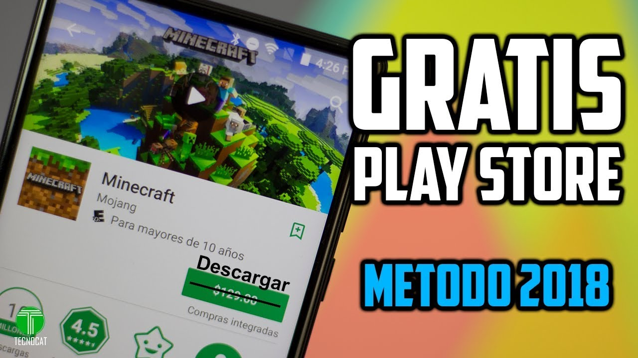 Toda La Play Store Gratis 2018 Apk De Play Store Mod Youtube