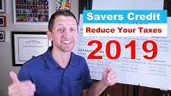 Savers Credit | Retirement Savings Contributions Credit
