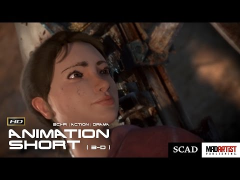 "CGI 3D Animated Short Film ""NO-A"" AWARD WINNING Emotional Animation by Savannah College"