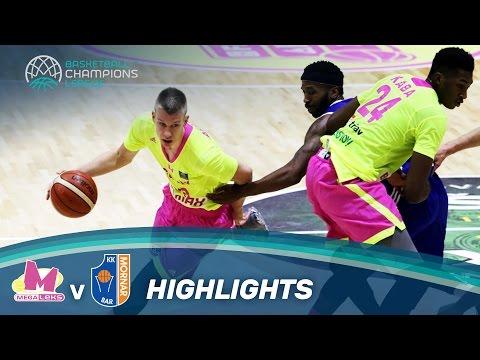 Mega Leks v KK Mornar - Highlights - Basketball Champions League