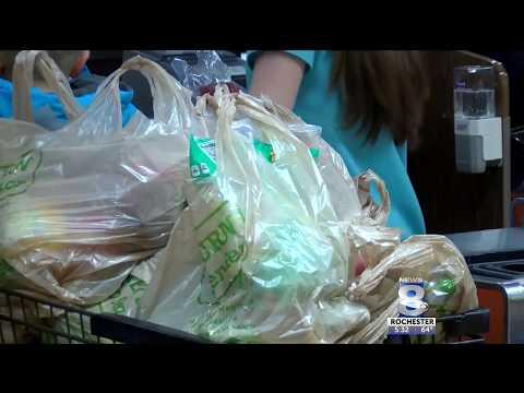 RIT on TV: Plastic Bag Waste