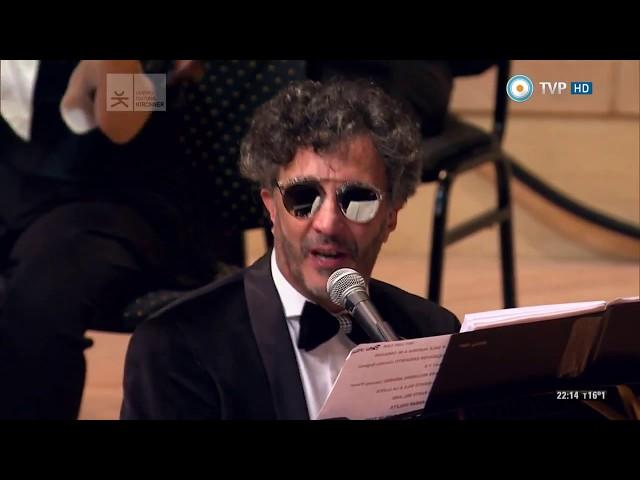 Fito Páez & KASHMIR Orquesta - Páez en América - CCK 2015 - Parte 1 de 5
