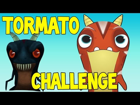 Tormato & Tempesto ! THE WINDY CHALLENGE !  Slugterra / Bajoterra Slug it Out !