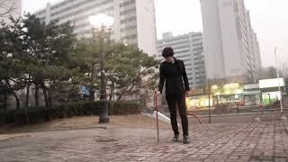 [비앤비매직]마술도구 어피어링메탈케인 연출영상
