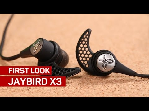 Jaybird X3: Third time's the charm for popular wireless sports headphone
