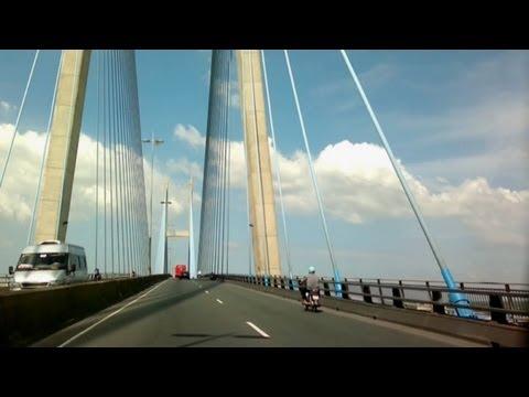 Cầu Mỹ Thuận - My Thuan Bridge