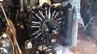 Guiberson diesel radial.