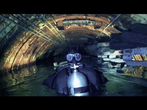 Scuba Diving in a Titan 1 Nuclear  Missile Silo - Documentar