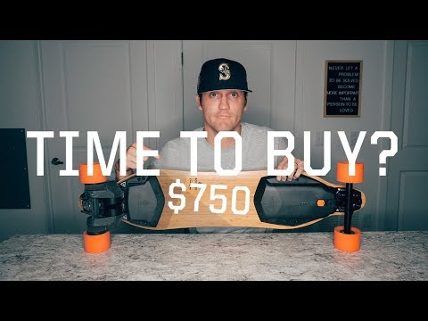 You Need The New $750 Mini Boosted Board!