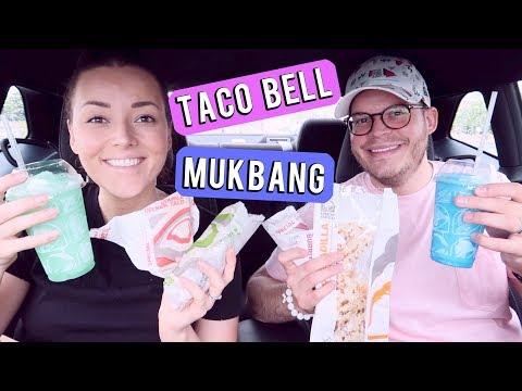 Taco Bell Mukbang in Amerika met foef | Beautygloss