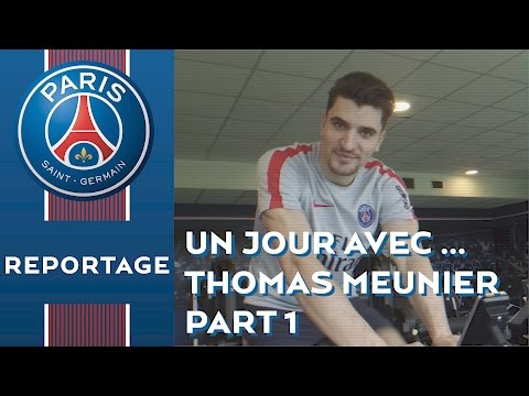 UN JOUR AVEC … THOMAS MEUNIER Part 1 (English subtitles)