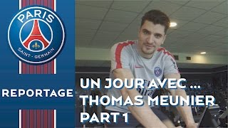 UN JOUR AVEC ... THOMAS MEUNIER Part 1 (English subtitles)