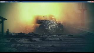 World of Tanks - Covenanter versus 2 enemy tanks