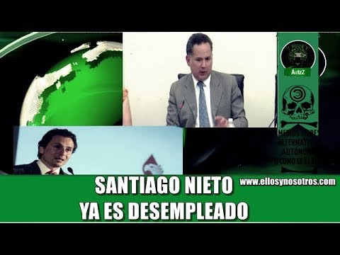 ¡Se los dije! Se queda sin chamba Santiago Nieto