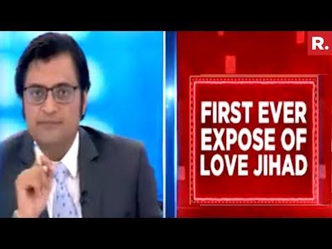 Arnab Goswami's Take On Love Jihad