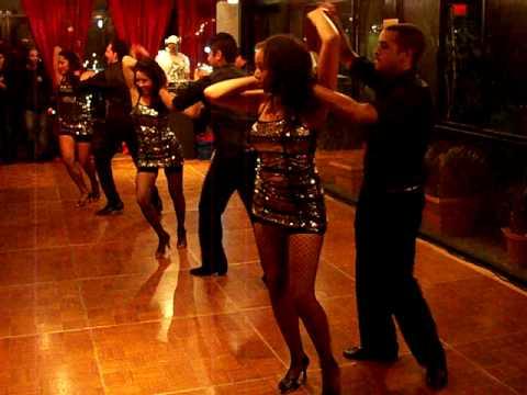 Cal State Long Beach Salsa Dance Team Lbsc S Tuesday Night