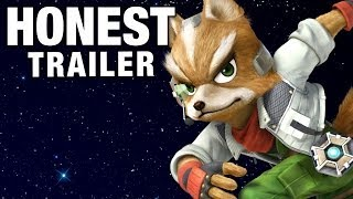 STAR FOX 64 (Honest Game Trailers)