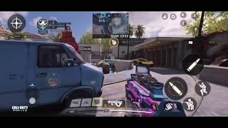 Call Of Duty Mobile | 18 Kills In Hard Point Mode | Season 4