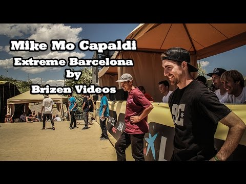 Mike Mo Capaldi - Extreme Barcelona by Brizen Videos
