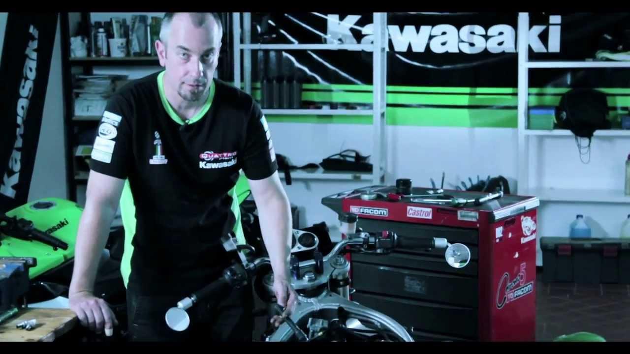 Kawasaki Zrób To Sam świece Youtube