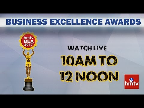 Hyderabad Media House Business Excellence Awards 2017 - LIVE | BEA 2017 LIVE
