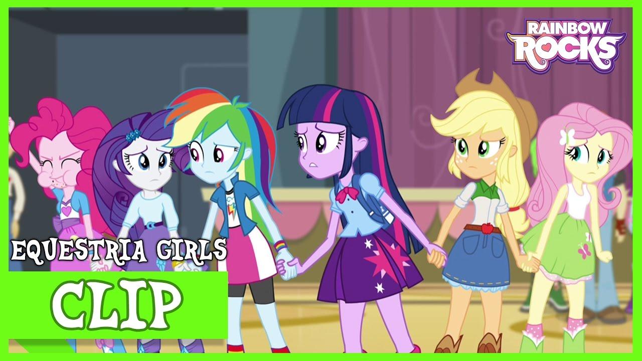 friendship is magic mlp equestria girls rainbow rocks hd