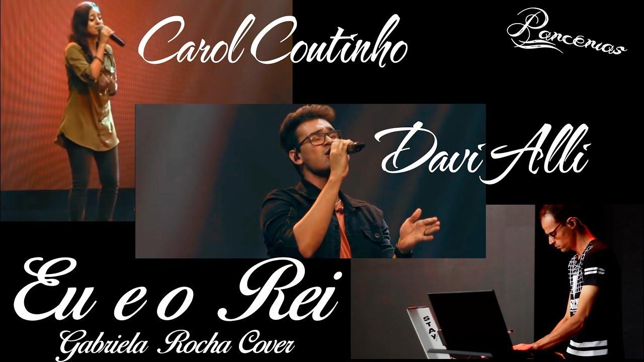 Eu e o Rei   Gabriela Rocha cover (AC Music) Parcerias