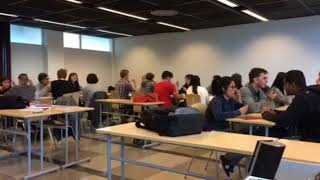 Professor Dan Cziczo: 2015 CEE Research Speed Dating Day