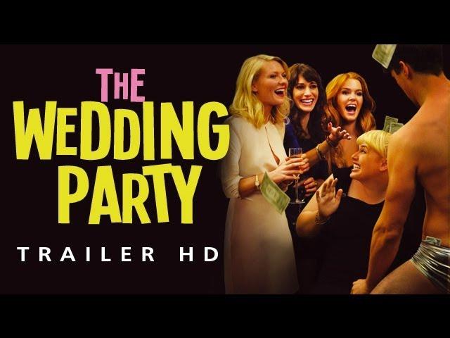 The Wedding Party - Trailer italiano