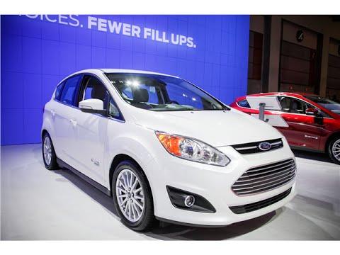 Ford C Max Energi 2016 Car Review