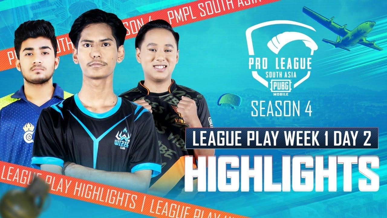 [Highlights] PMPL South Asia Season 4 | League Play Week 1- Day 2