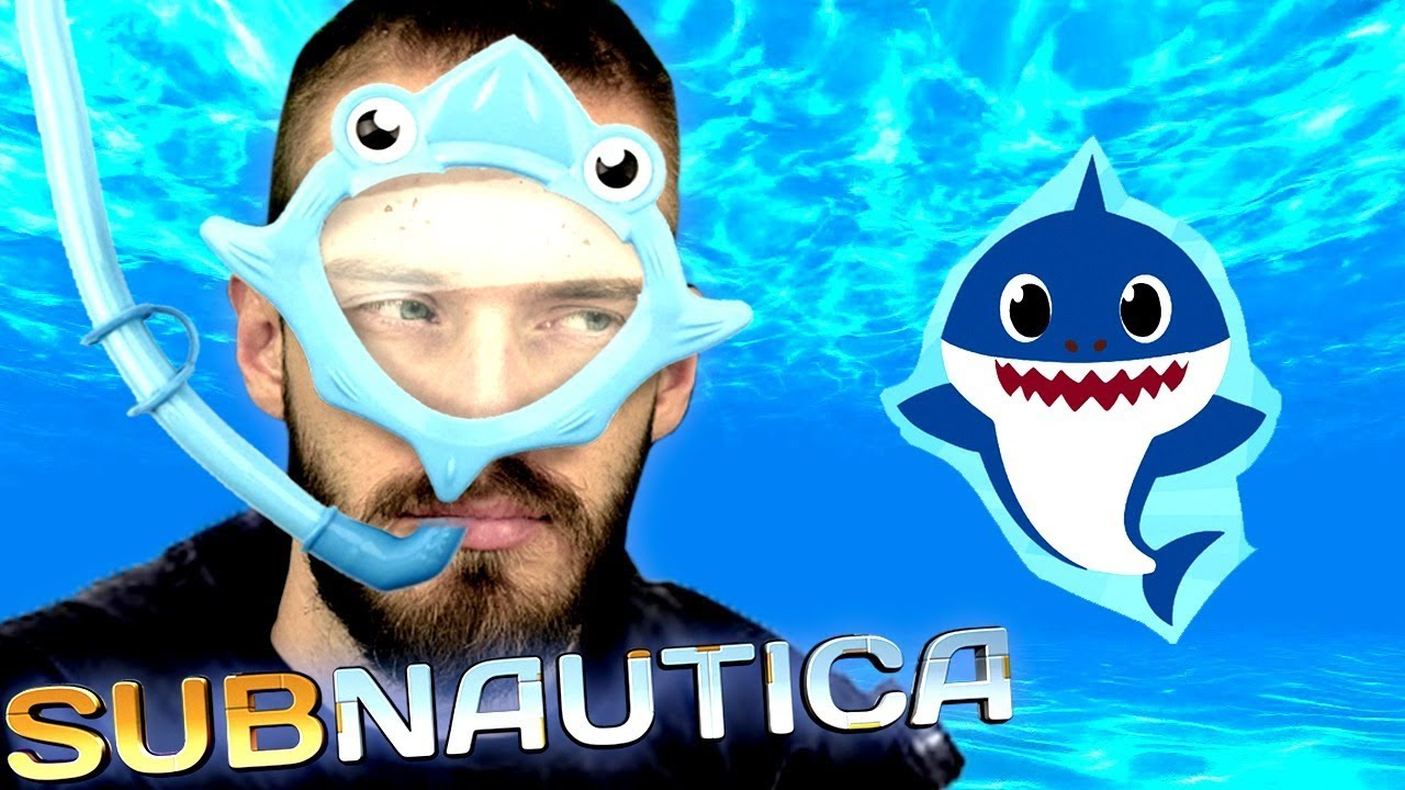 Subnautica Part 1 (OMG GAME)