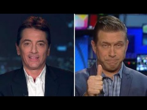 Stephen Baldwin and Scott Baio react to Trump's win